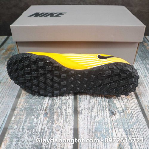 Nike mercurial vapor 13 academy tf vang trang vach den superfake (4)