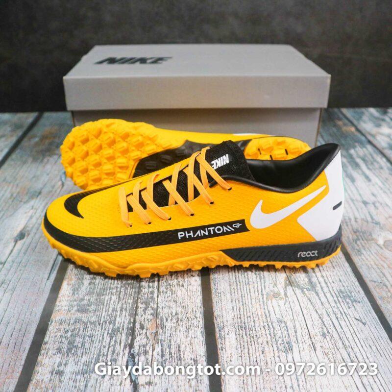Nike phantom gt pro tf vang vach den (2)