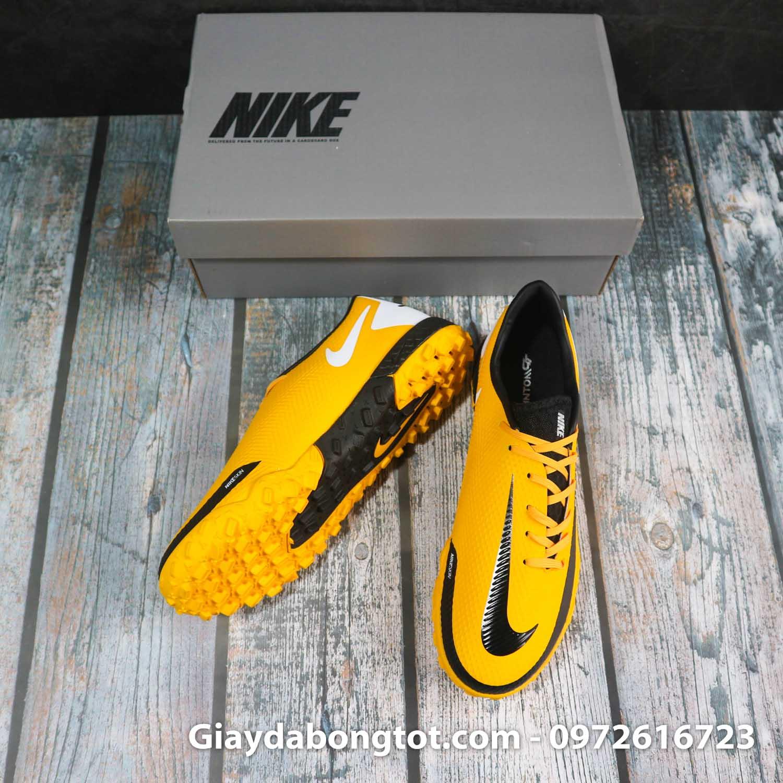 Nike phantom gt pro tf vang vach den (4)