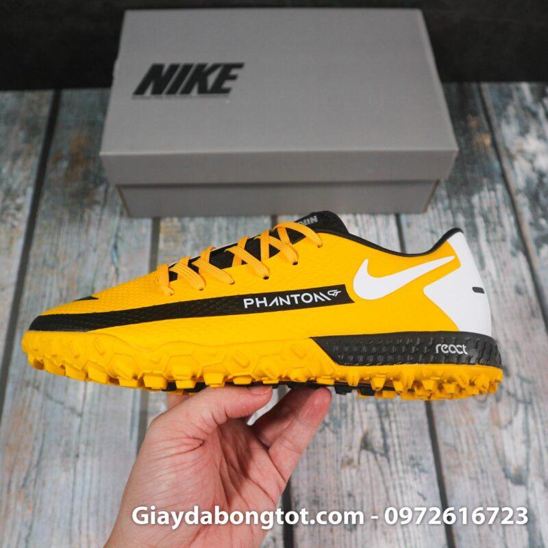 Nike phantom gt pro tf vang vach den (7)