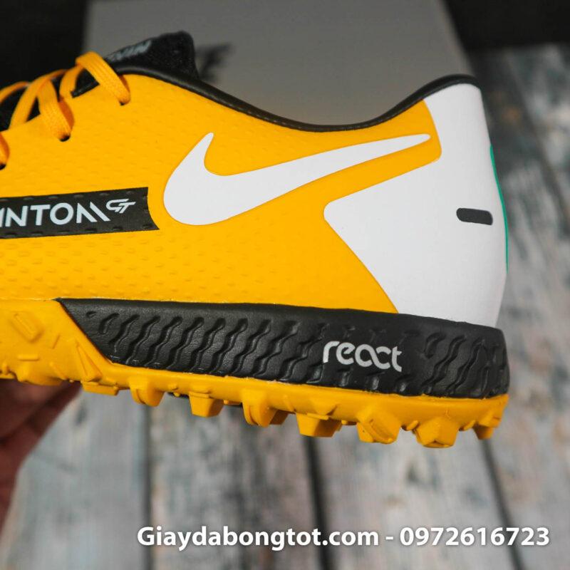 Nike phantom gt pro tf vang vach den (8)
