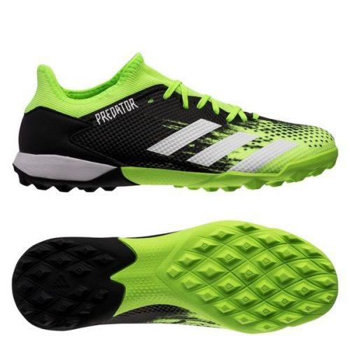 Adidas Predator 20.3 Low TF Precision To Blur - Signal Green Footwear White Core Black