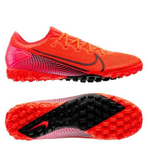 Nike Mercurial Vapor 13 Pro TF Future Lab - Laser Crimson Black