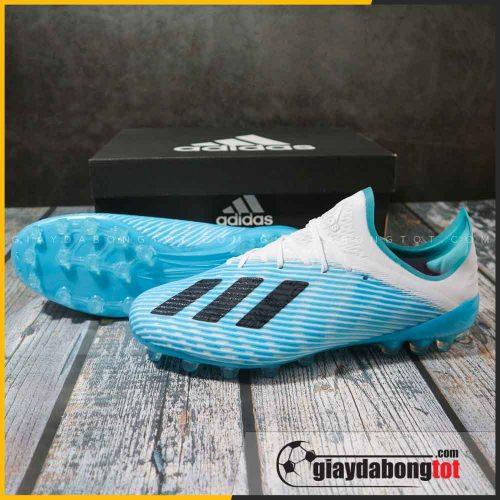 adidas x19.1 ag xanh nhat trang doan van hau ban sf superfake (2)