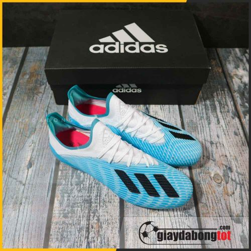 adidas x19.1 ag xanh nhat trang doan van hau ban sf superfake (8)