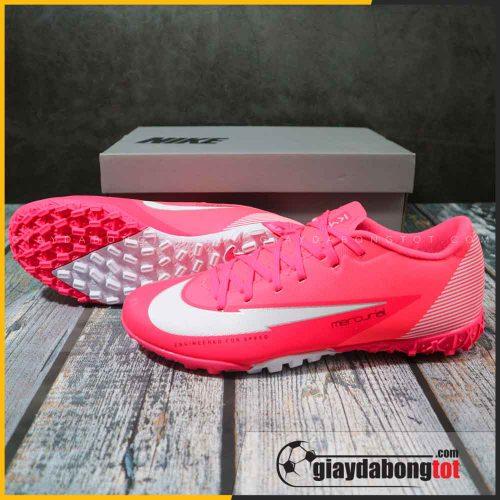 Nike Mercurial Vapor 13 Academy TF hồng pink Mbappé