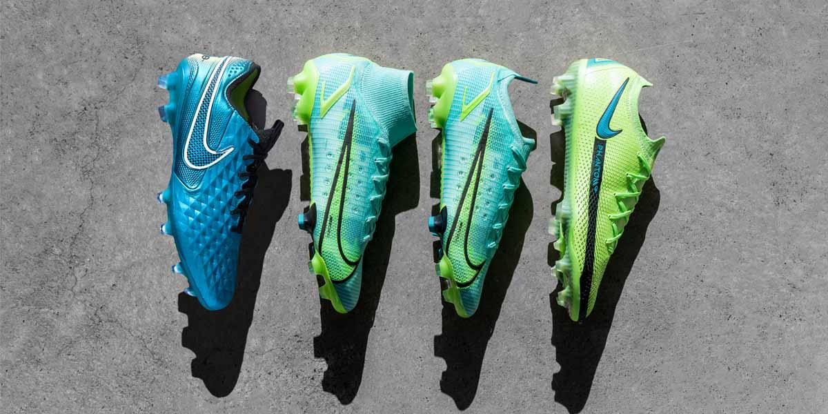Nike la thuong hieu giay da bong so 1 tai euro 2020